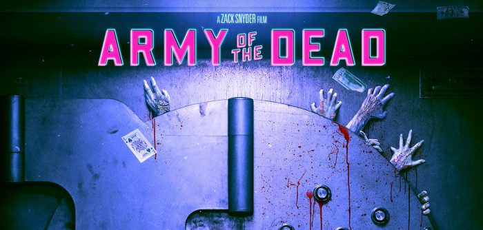 Ep 36: Army of the Dead, Letterkenny, Last Night in SOHO and Kevin Spacey