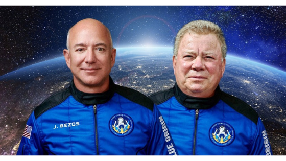 Ep 44: Shatner in Space, Billionaires and Full On Arguments to Wrap the Episode